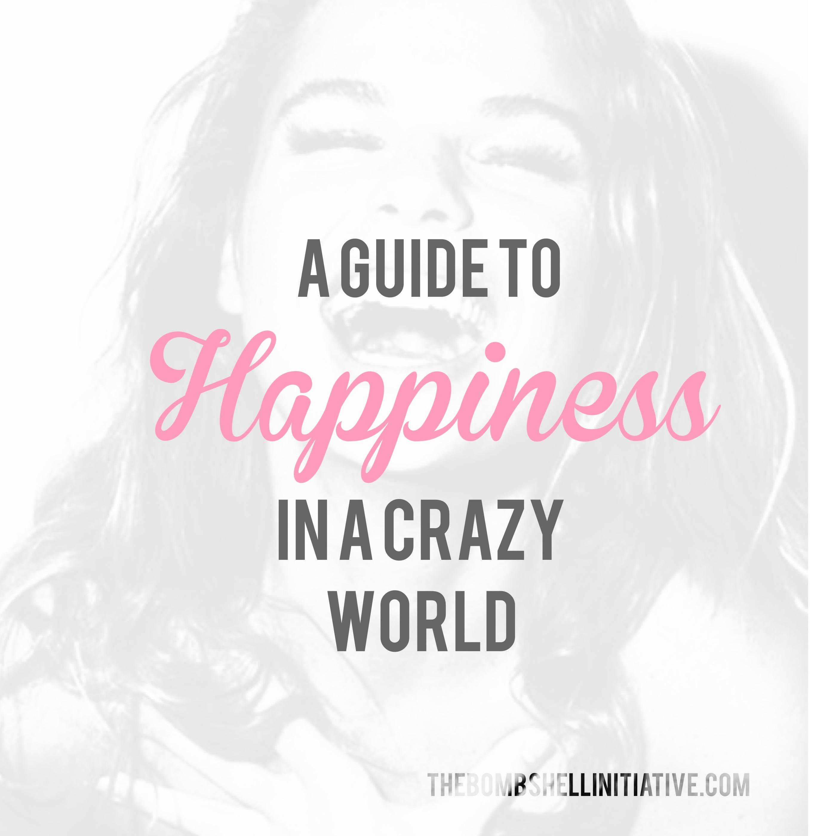 Happiness thebombshellinitiative